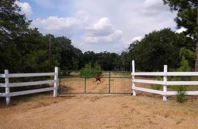 Farm For Sale: 337 Barton Oaks Dr