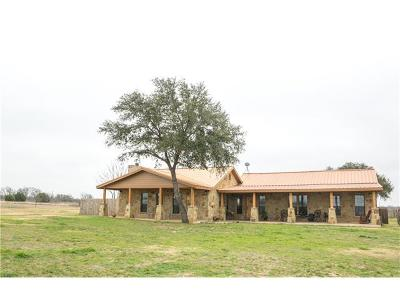 Georgetown Single Family Home For Sale: 3550 N Interstate 35