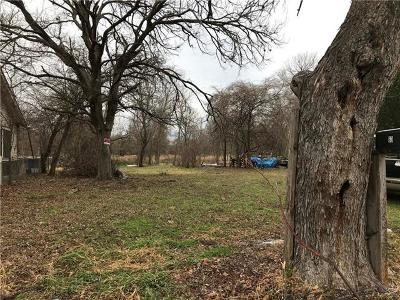 Austin TX Residential Lots & Land For Sale: $165,000