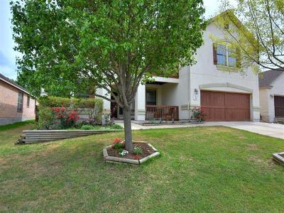 Cedar Park Single Family Home For Sale: 2510 Peterson Dr