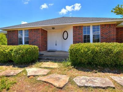 Liberty Hill Single Family Home For Sale: 605 Carriage Oaks Dr