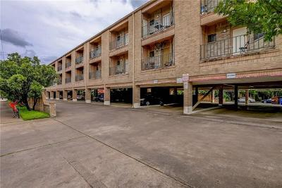 Austin Condo/Townhouse For Sale: 3316 Guadalupe St #218