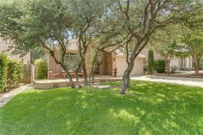 Austin Single Family Home For Sale: 12701 Monterey Path