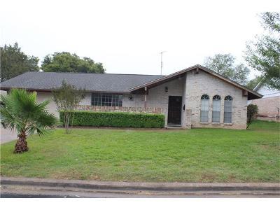 Austin TX Single Family Home For Sale: $259,822