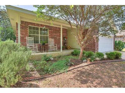 Georgetown Single Family Home For Sale: 319 Bastian Ln