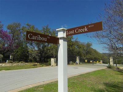 Austin Residential Lots & Land For Sale: 3405 Caribou Trl