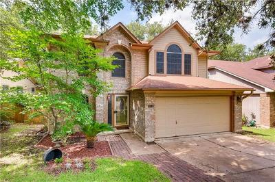 Hays County, Travis County, Williamson County Single Family Home For Sale: 712 Shiny Rock Dr