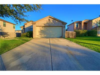 Kyle Single Family Home For Sale: 179 Retama