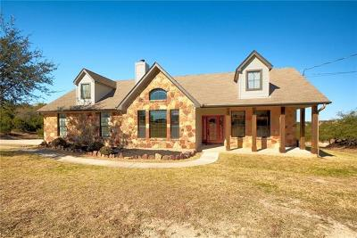 Dripping Springs Single Family Home For Sale: 17420 Lake Wood Cir