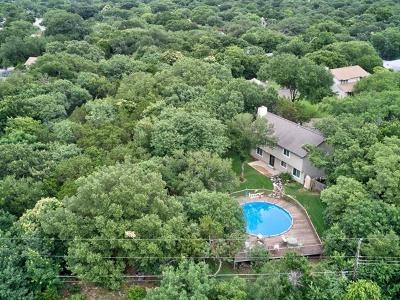 Round Rock Single Family Home For Sale: 2600 Hunlac Cv
