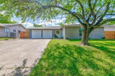 Austin Single Family Home For Sale: 4707 Broadhill Dr