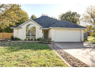 Bastrop Single Family Home For Sale: 103 Kokomo Ln