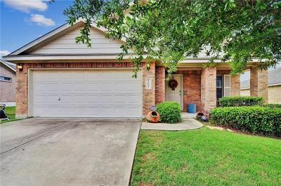 Leander Single Family Home For Sale: 105 Northern Trl