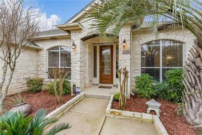 Round Rock Single Family Home For Sale: 3700 Laurel Bay Loop