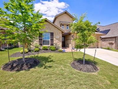 Georgetown Single Family Home For Sale: 5921 Scenic Lake Dr
