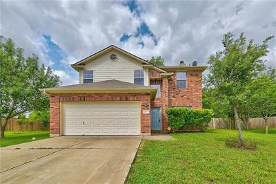 Hutto Single Family Home Pending - Taking Backups: 103 Saul St