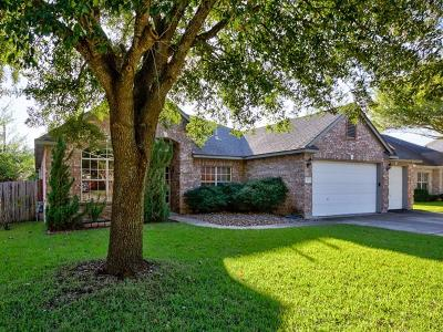 Pflugerville Single Family Home For Sale: 703 W Walter Ave