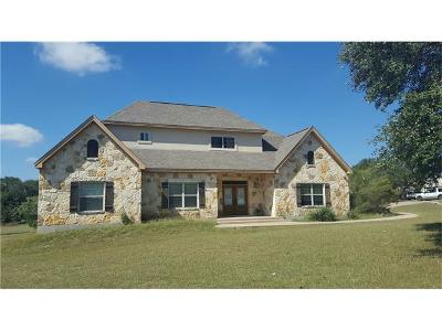 Dripping Springs TX Single Family Home For Sale: $539,900
