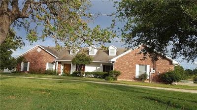 Cedar Creek Single Family Home Pending - Taking Backups: 681 Leisure Ln