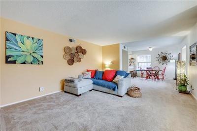 Condo/Townhouse For Sale: 7801 Shoal Creek Blvd #229