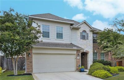 Round Rock Single Family Home For Sale: 4210 Fairmeadow Dr