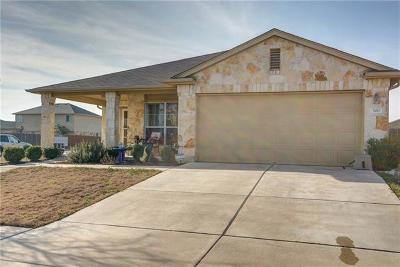 Bastrop Single Family Home For Sale: 300 Pack Horse Dr