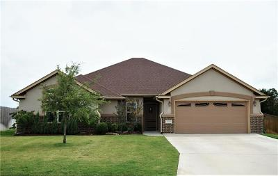 Nolanville Single Family Home For Sale: 3029 Bent Tree Dr
