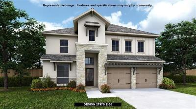 Georgetown Single Family Home For Sale: 105 Palio Pl