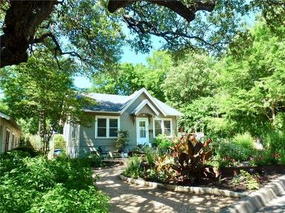 Austin Single Family Home For Sale: 515 East Mary St