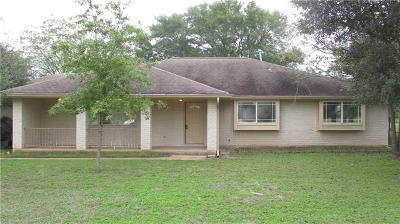 Single Family Home For Sale: 11501 Hunting Creek Ln