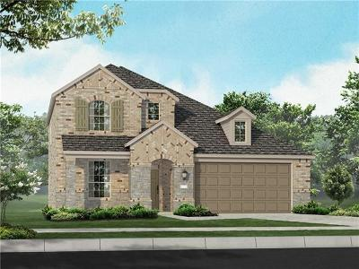 Round Rock TX Single Family Home For Sale: $293,850