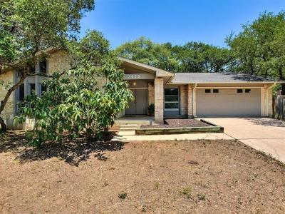 Austin Single Family Home Pending - Taking Backups: 2623 Barton Hills Dr