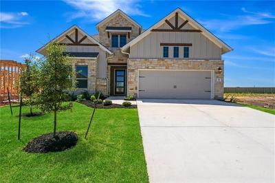 Liberty Hill Single Family Home For Sale: 117 Double Mountain Rd