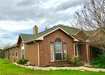 Travis County Single Family Home For Sale: 15404 Connie St