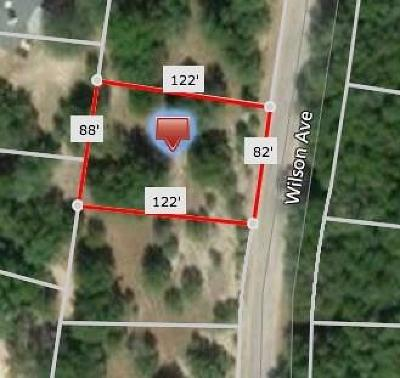 Residential Lots & Land For Sale: 2602 Wilson Ave