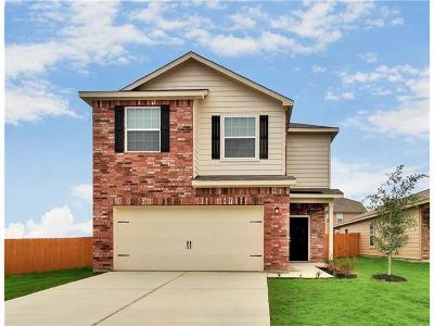 Kyle Single Family Home For Sale: 1485 Breanna Lane