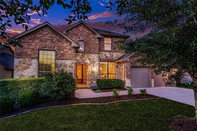 Spicewood Single Family Home Active Contingent: 5404 Coral Bean Cv