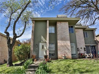 Austin Condo/Townhouse Pending - Taking Backups: 6400 Chimney Creek Cir #A