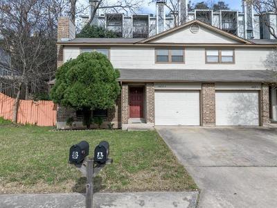 Austin Multi Family Home Pending - Taking Backups: 6613 Hart A&b Ln