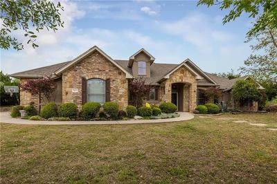 Austin Single Family Home For Sale: 9600 Derecho Bnd
