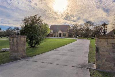 Buda Single Family Home For Sale: 856 W Bartlett Dr