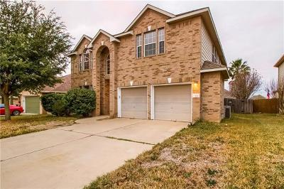 Round Rock Rental For Rent: 729 Rusk Rd