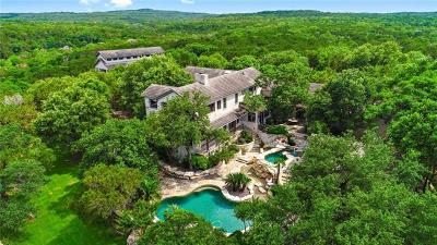 Austin Single Family Home For Sale: 11949 Overlook Pass