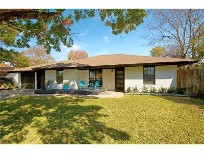 Austin Single Family Home For Sale: 1802 Palmwood Cv