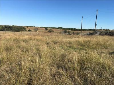 Williamson County Residential Lots & Land For Sale: County Rd 224