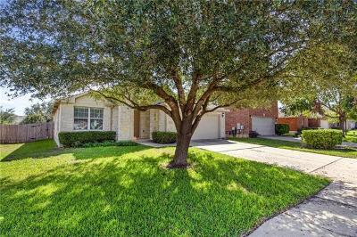Pflugerville Single Family Home For Sale: 20513 Farm Pond Ln
