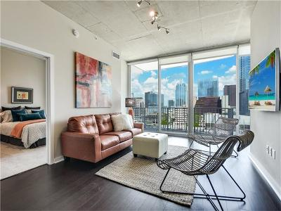 Travis County Condo/Townhouse For Sale: 360 Nueces St #1205