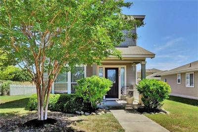 Round Rock Single Family Home For Sale: 604 Gabriel Mills Dr