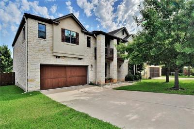 Cedar Park Single Family Home Pending - Taking Backups: 2515 Peterson Dr