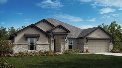 Cedar Park Single Family Home For Sale: 1812 Floresta Dr